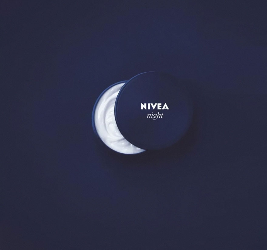 Nivea Night Ad — Perfect Cream For Night
